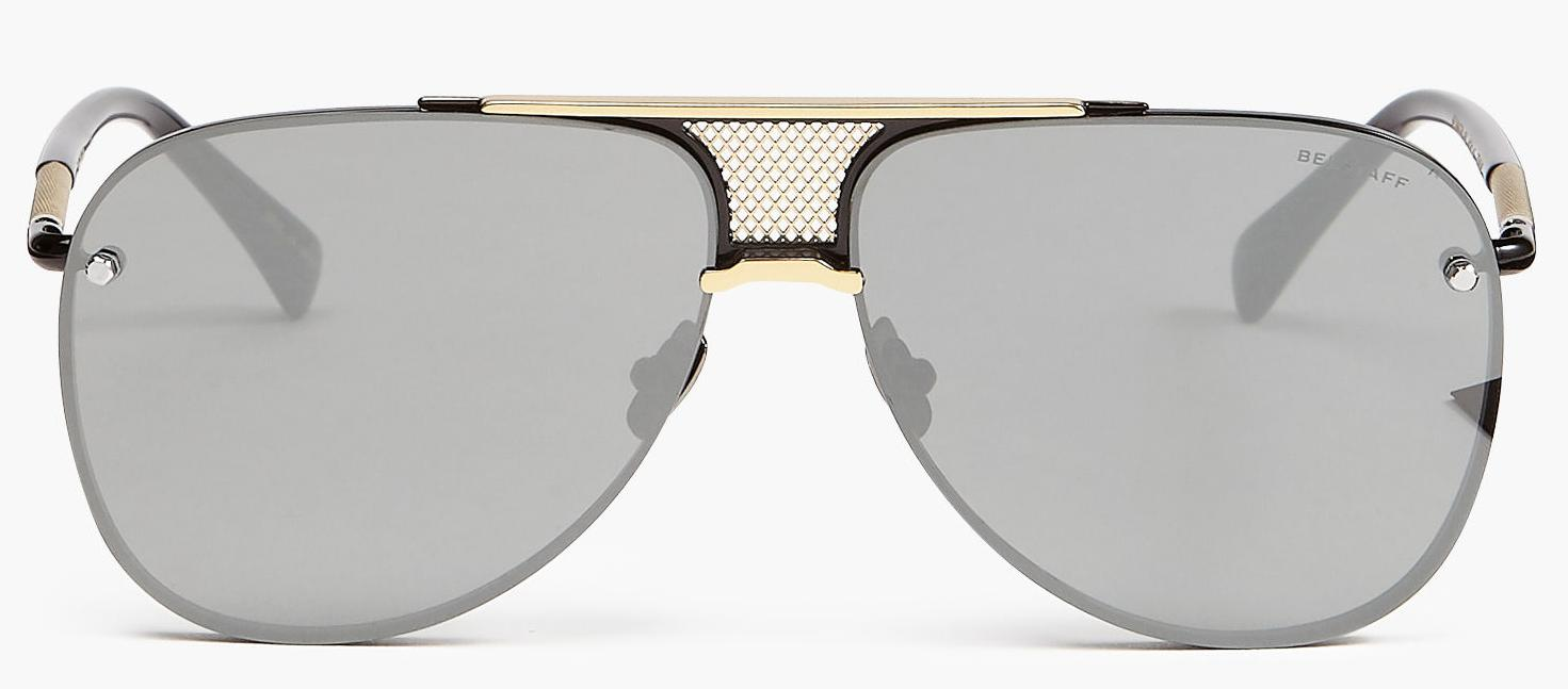 BELSTAFF BECKINGTON 2 C2 AVIATOR SUNGLASSES